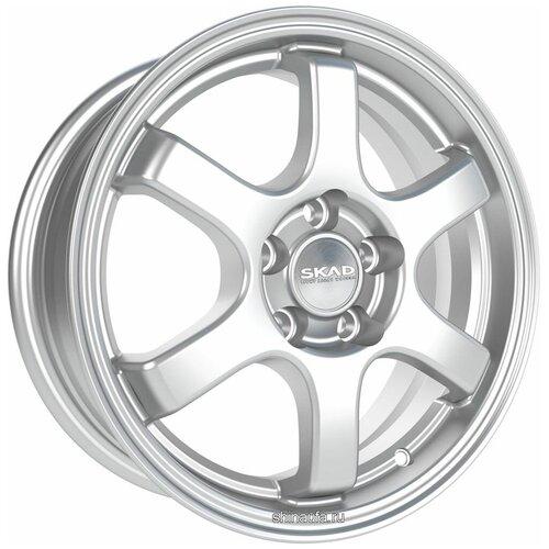 Фото - Колесный диск SKAD Киото 6х15/4х100 D60.1 ET50, Селена колесный диск tech line 544 6х15 5х105 d56 6 et39 7 2 кг s