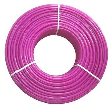 Труба из сшитого полиэтилена Tim PE-Xb/EVOH TPEX2028-200 Pink, DN20 мм