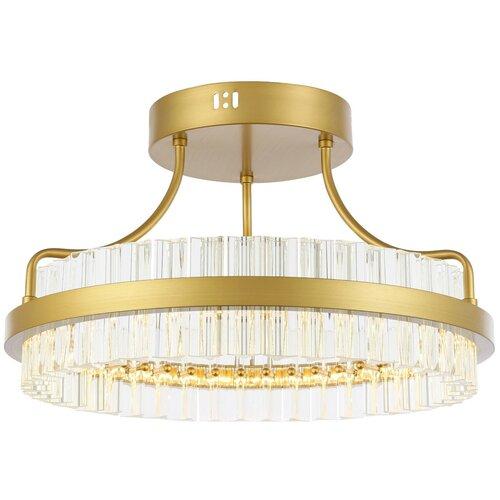 Люстра светодиодная ST Luce Cherio SL383.202.01, LED, 34 Вт люстра светодиодная st luce piazza sl945 403 03 led 137 вт