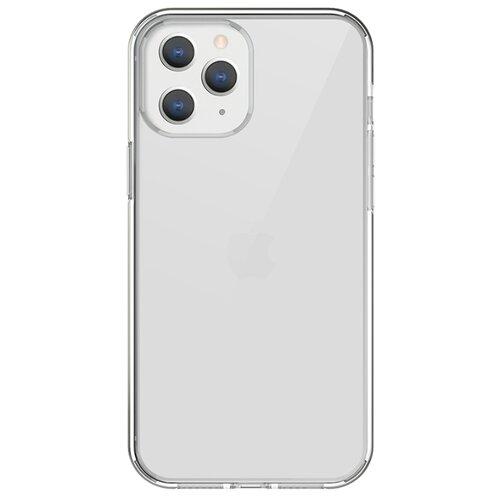 Чехол Uniq для iPhone 12/12 Pro (6.1) Clarion Anti-microbial Clear