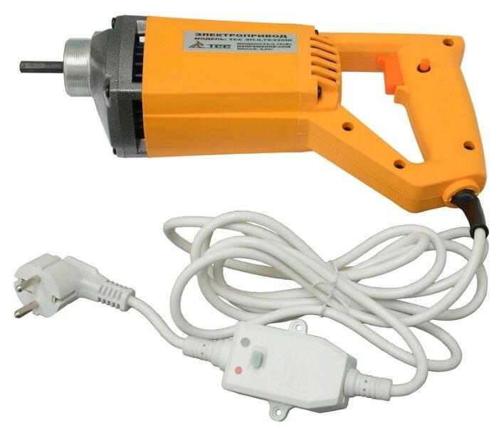 Электрический привод глубинного вибратора ТСС ЭП-0,75/220 Ш