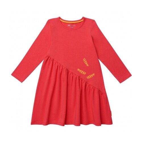 Платье Kogankids размер 104, красный платье miata 3136 104 44 красный 44 размер