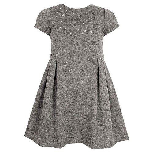 Купить Платье Mayoral размер 122, серый, Платья и сарафаны
