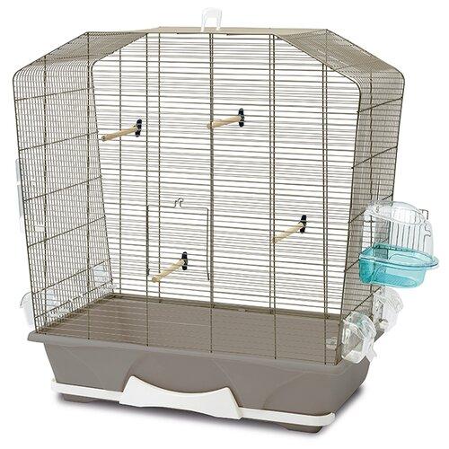 Клетка SAVIC Camille 50 71.5х38.5х73.5см warm grey