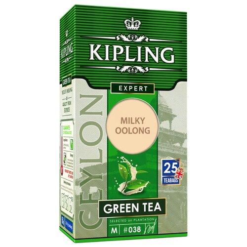 Чай улун Kipling Milky oolong в пакетиках, 25 шт.Чай<br>