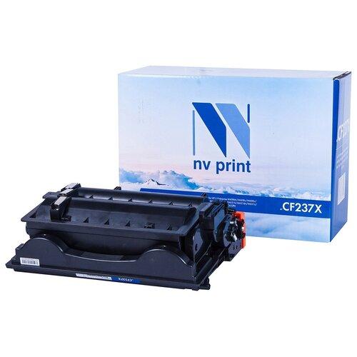 Картридж NV Print CF237X для HP, совместимый картридж nv print cf411a для hp совместимый