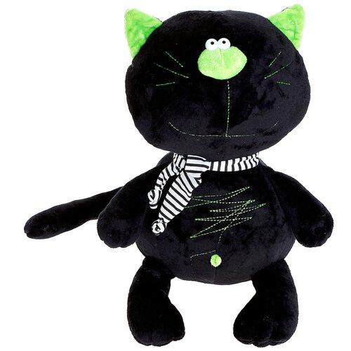 Мягкая игрушка Orange Toys Кот Батон чёрный 20 см