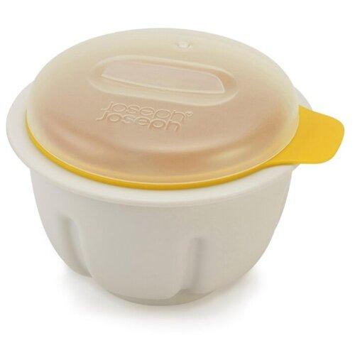 цена на Форма для варки яиц пашот Joseph Joseph M-Poach белый/желтый