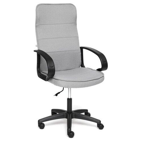 Компьютерное кресло TetChair Woker офисное, обивка: текстиль, цвет: серый кресло офисное tetchair leader 207 серый