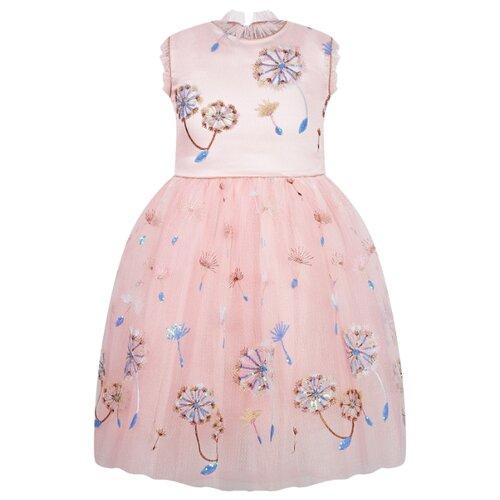 Платье EIRENE размер 116-122, розовый