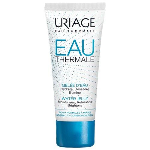 Uriage Eau Thermale Water Jelly Увлажняющее желе для нормальной и комбинированной кожи, 40 мл урьяж мицеллярная вода очищающая для кожи склонной к покраснению 250 мл uriage гигиена uriage