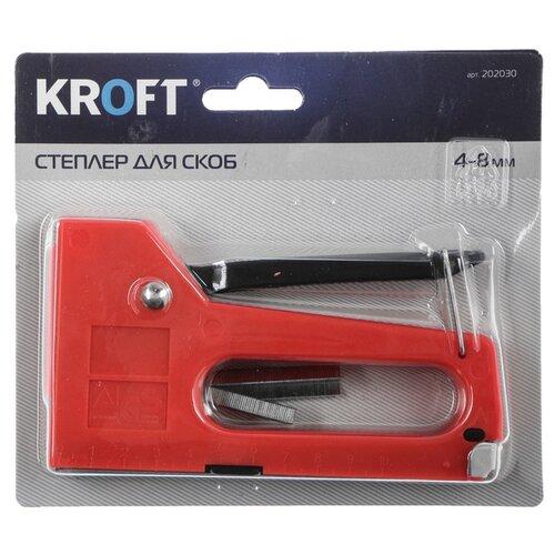 Скобозабивной пистолет KROFT 202030