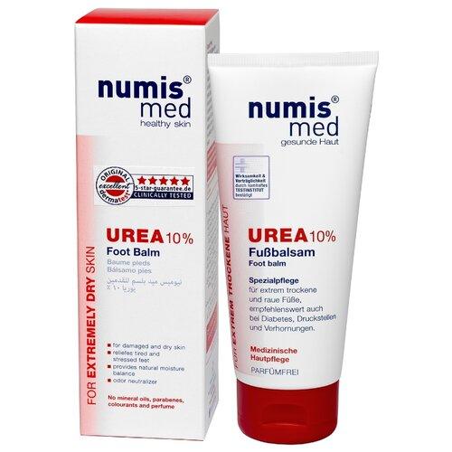 Numis med Бальзам для ног Urea 10% 100 мл туба