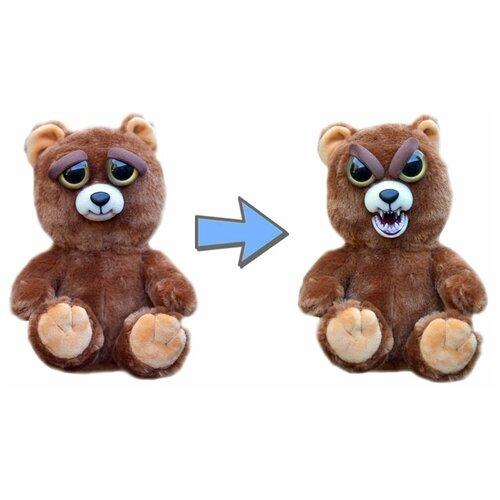 Мягкая игрушка Feisty Pets Сэр Медведь 20 см