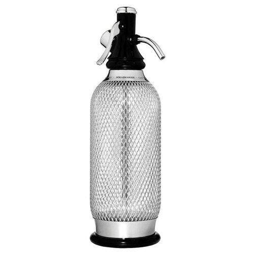 Сифон для газирования воды iSi Classic SodaMaker 2120333 прозрачный/серебристый/черный