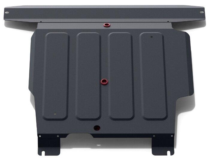 Защита картера двигателя и коробки передач Автоброня 111.04101.1 для Nissan