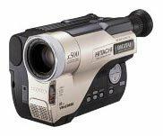 Видеокамера Hitachi VM-E368E