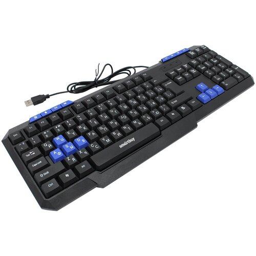 Клавиатура SmartBuy ONE 221 Black USB