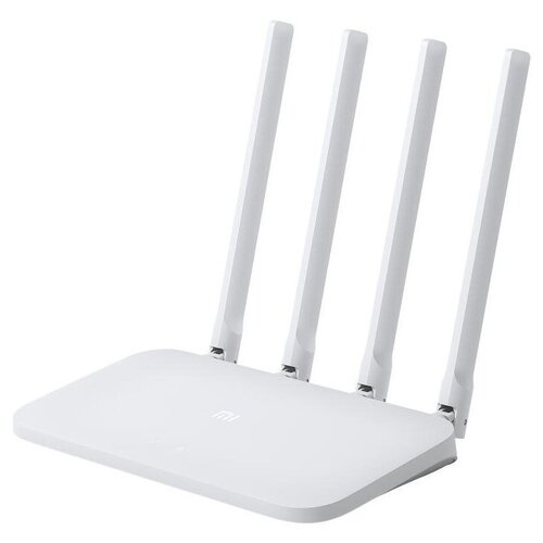 Фото - Wi-Fi роутер Xiaomi Mi Wi-Fi Router 4C, белый wi fi розетка xiaomi mi smart plug enhanced eu vde wi fi белый zncz03cm