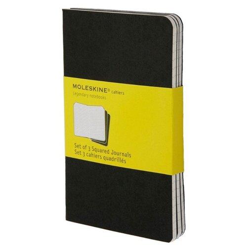 Комплект блокнотов 3 шт. Moleskine Cahier Journal Pocket 90x140, 32 листа 394793(QP312)