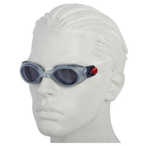Фото - Очки для плавания Larsen S45 серебро очки для плавания larsen dr g101 черный