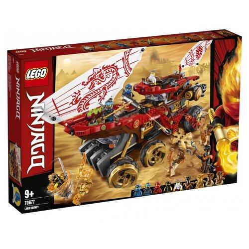 Конструктор LEGO Ninjago 70677 Райский уголок lego ninjago конструктор крыло судьбы 70650