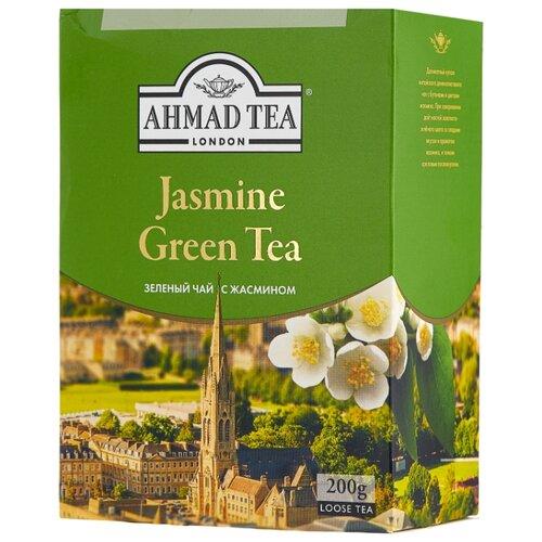 цена на Чай зеленый Ahmad tea Jasmine , 200 г