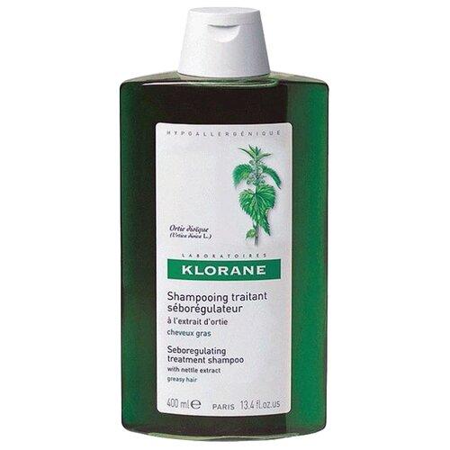Klorane шампунь Oil Control Shampoo with nettle 400 мл klorane shampoo