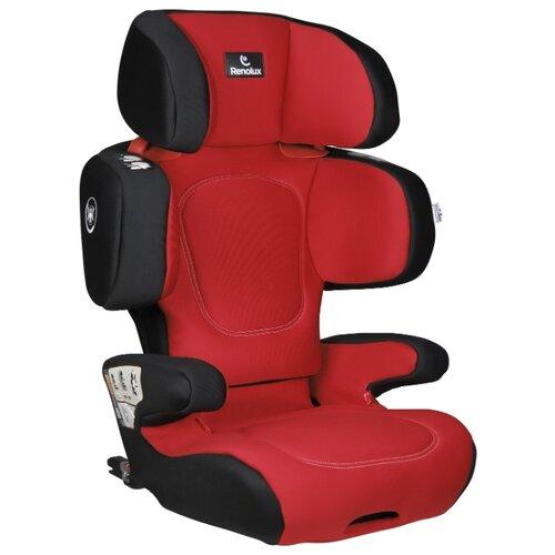 Автокресло группа 2/3 (15-36 кг) Renolux Renofix, Romeo автокресло группа 1 2 3 9 36 кг little car ally с перфорацией черный