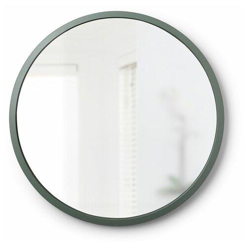 Зеркало Umbra Hub 94x94 см в раме зеркало umbra prisma 56х43 в раме