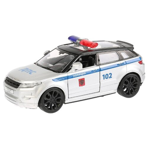 Купить Легковой автомобиль ТЕХНОПАРК Range Rover Evoque (EVOQUE-P) 12.5 см серебристый, Машинки и техника