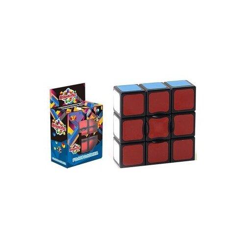 Купить Головоломка Квадрат цветной, 1, 8*5, 1*5, 1 см, Наша Игрушка ZYF-0004-2, Наша игрушка, Головоломки