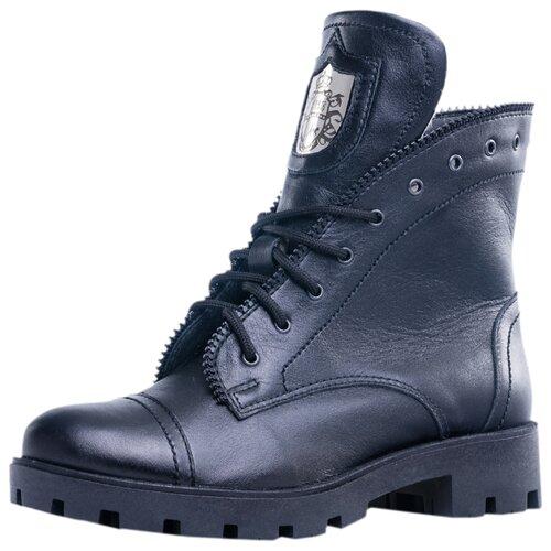 Ботинки КОТОФЕЙ размер 36, черный ботинки t taccardi размер 32 черный