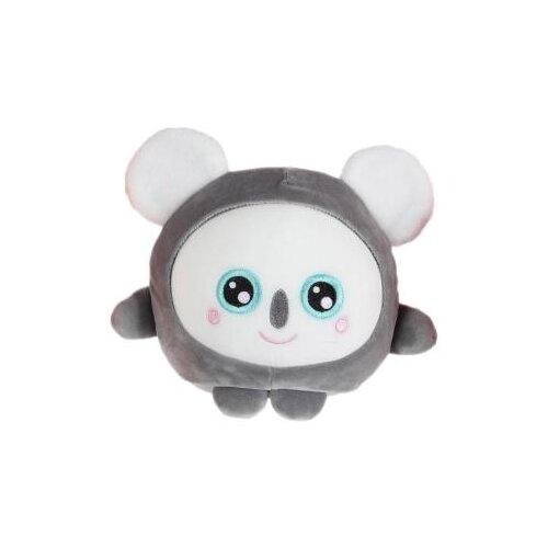 Купить Игрушка-антистресс 1Toy Squishimals Серая коала 20 см, 1 TOY, Мягкие игрушки