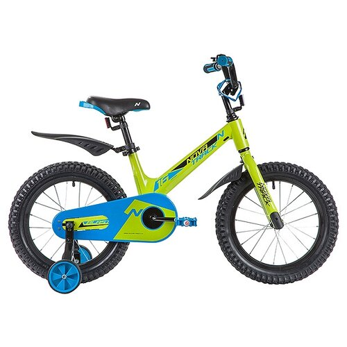 Фото - Детский велосипед Novatrack Blast 16 (2019) зеленый (требует финальной сборки) детский велосипед novatrack twist 20 2020 зеленый требует финальной сборки
