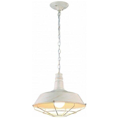 Потолочный светильник Arte Lamp A9183SP-1WG, E27, 60 Вт потолочный светильник arte lamp ferrico a9183sp 1bk e27 60 вт