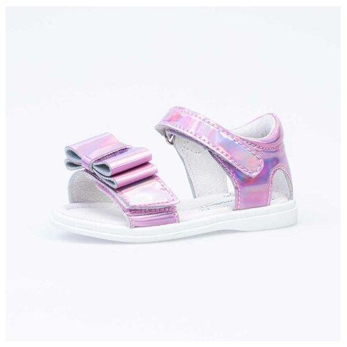 Сандалии КОТОФЕЙ размер 23, 22 розовый сандалии для девочки скороход цвет ярко розовый 16 282 1 размер 23