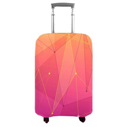 чехол на чемодан 18335 s 55 см Чехол на чемодан 18361, S (55 см)