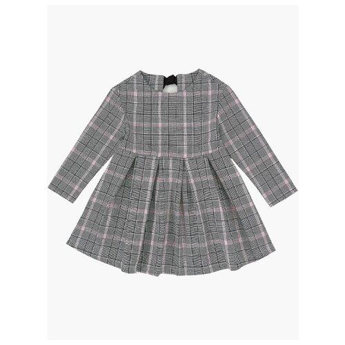 Купить Платье Mini Maxi размер 110, серый/розовый, Платья и сарафаны