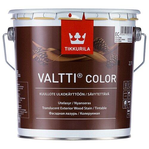 Tikkurila Valtti Color бесцветный 2.7 л