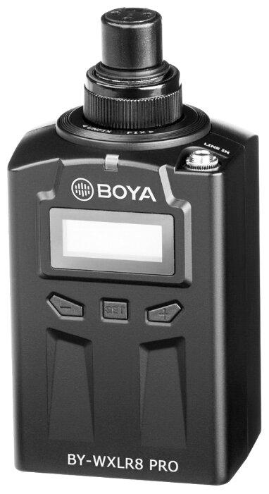 Передатчик для радиосистемы BOYA BY-WXLR8 PRO