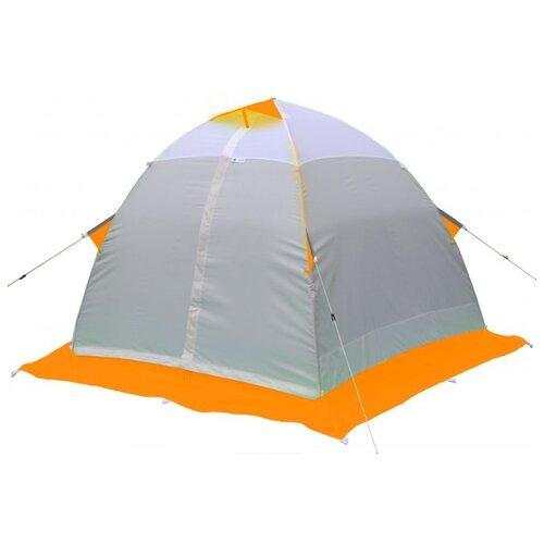 Палатка ЛОТОС 2C для рыбалки оранжевый палатка normal лотос 2n yellow