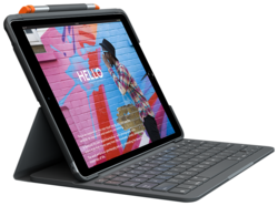 Клавиатура Logitech Slim Folio iPad 10.2 (7-го поколения)