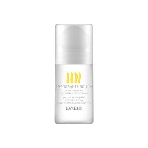 BABE Laboratorios дезодорант-антиперспирант, ролик, 24 ч, 50 мл