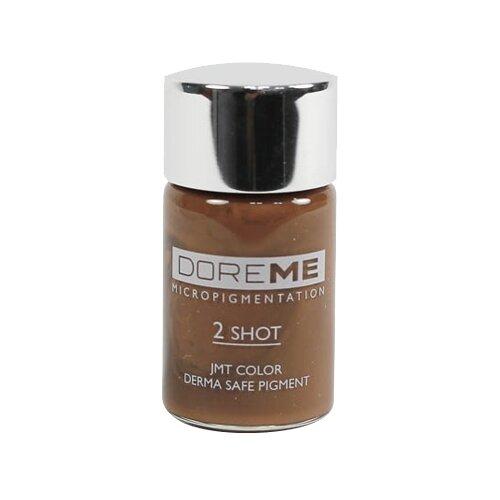 Пигмент для микропигментирования Doreme 2 Shot, 15 мл. 830 Medium Blonde недорого