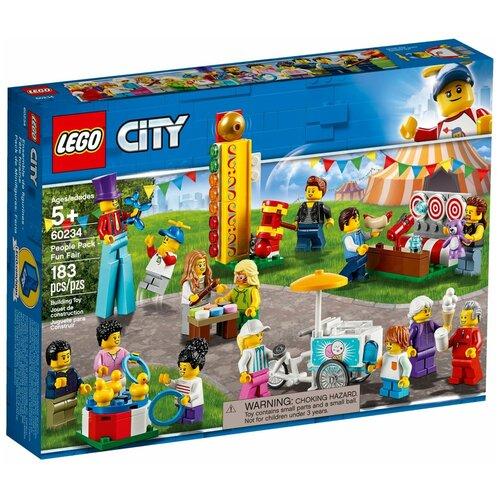 Купить Конструктор LEGO City 60234 Веселая ярмарка, Конструкторы