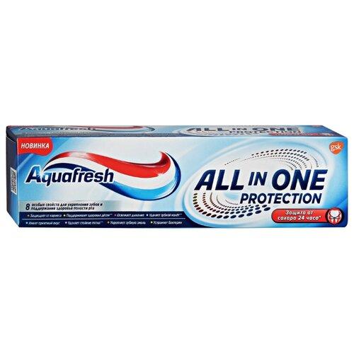 Зубная паста Aquafresh All-in-One Protection, 75 мл