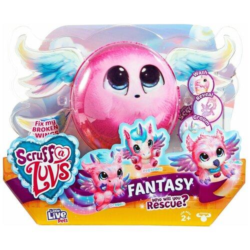 Мягкая игрушка Scruff a Luvs Пушистик-Потеряшка Fantasy