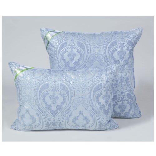 Подушка стеганная VESTA текстиль 70*70 см, бамбуковое волокно, ткань тик, полиэстер 100%