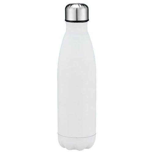 Бутылка термос из нержавеющей стали для горячего и холодного, металлическая бутылка для воды, 500 мл., Blonder Home BH-MWB-07